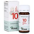 BIOCHEMIE Pflüger 10 Natrium sulfuricum D 6 Tabl. 100 Stück N1