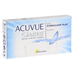 Acuvue Oasys, 6er 6 St�ck