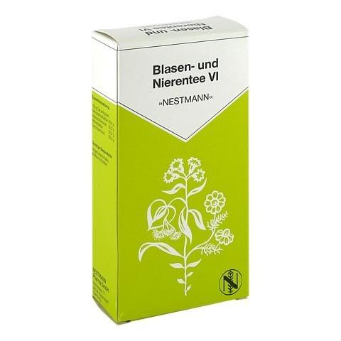 Blasen- und Nierentee VI Nestmann 70 Gramm
