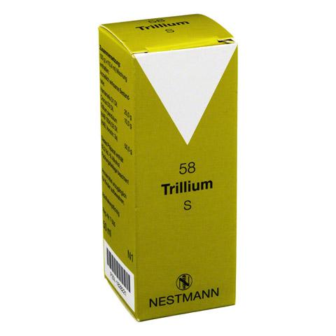 TRILLIUM S 58 Tropfen 50 Milliliter N1