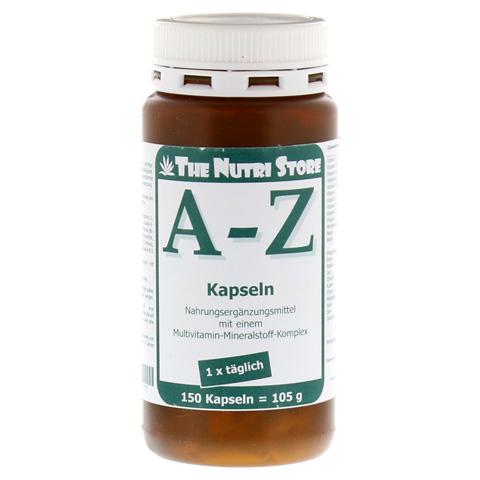 A-Z Multivitamin Mineralstoff Kapseln 150 Stück