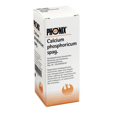 PHÖNIX CALCIUM phosphoricum spag. Tropfen 50 Milliliter N1