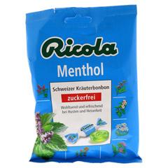 RICOLA o.Z. Menthol Bonbons 75 Gramm