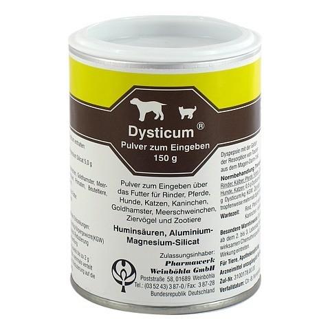 DYSTICUM Pulver vet. 150 Gramm