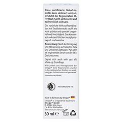 KNEIPP REGENERATION Intensiv Serum 30 Milliliter - Rückseite