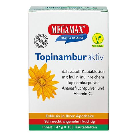 TOPINAMBUR Aktiv Megamax Kautabletten 105 Stück