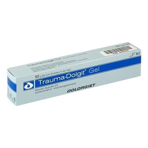 TRAUMA DOLGIT Gel 50 Gramm N1