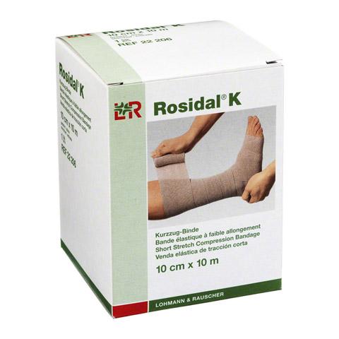 ROSIDAL K Binde 10 cmx10 m 1 Stück