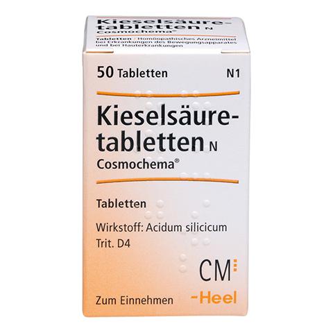KIESELS�URETABLETTEN N Cosmochema 50 St�ck N1