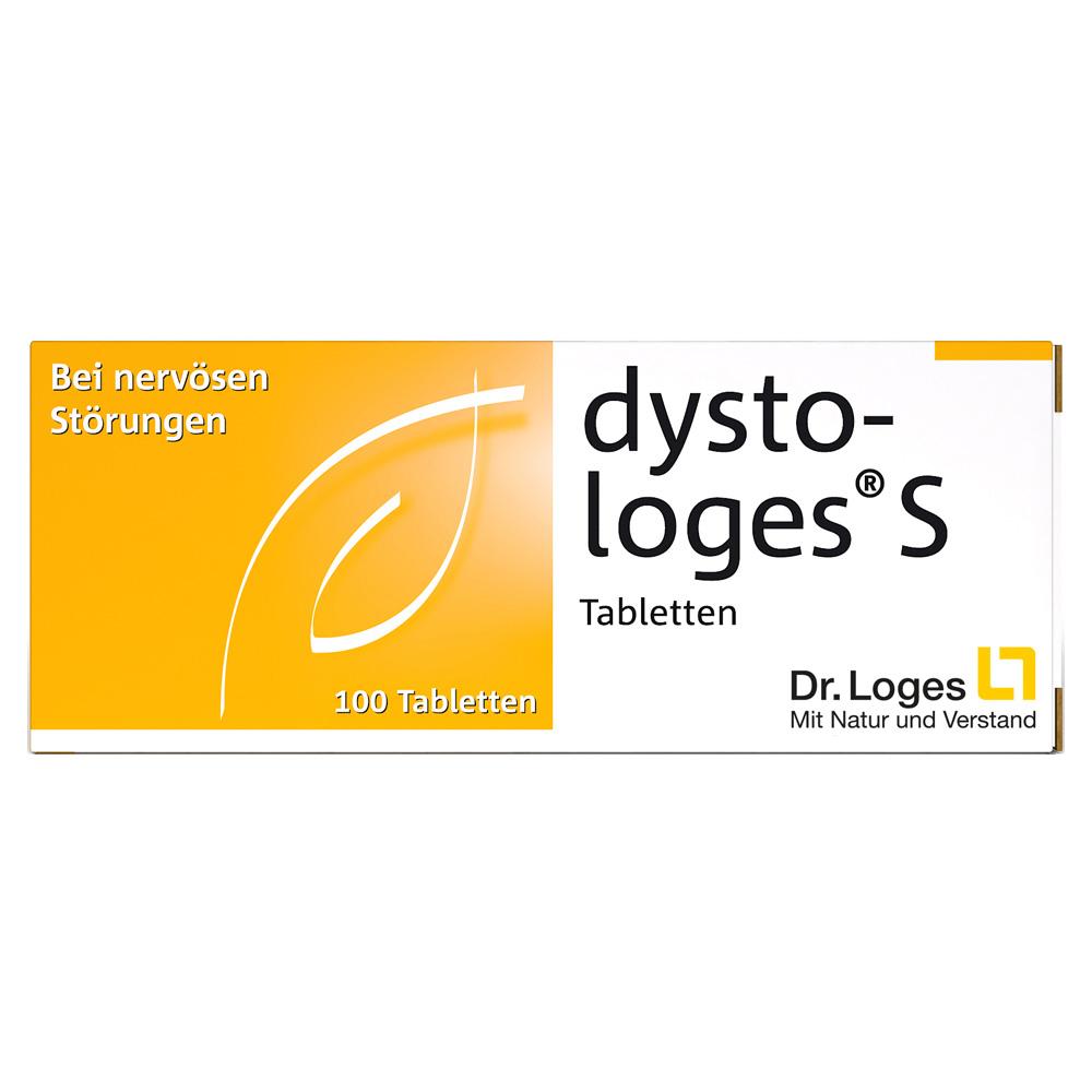 DYSTO LOGES S Tabletten 100 Stück