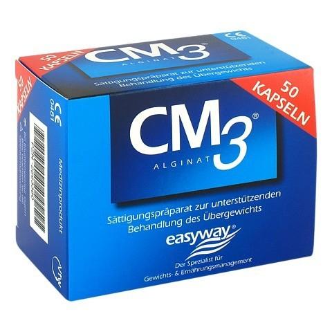 CM3 Alginat Kapseln 50 Stück