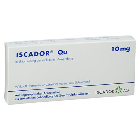ISCADOR Qu 10 mg Injektionsl�sung 7x1 Milliliter N1
