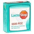 LACTOSTOP 5.500 FCC Tabletten Klickspender 40 St�ck