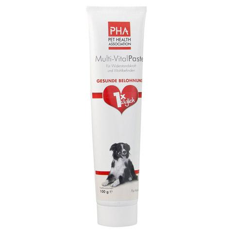 PHA Multi-VitalPaste f.Hunde 1 Stück