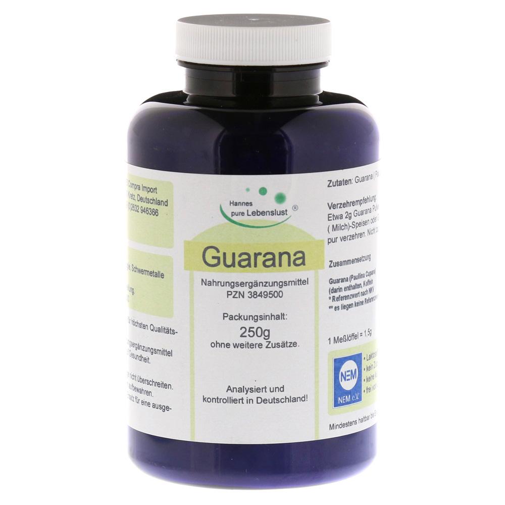 guarana pur pulver 250 gramm online bestellen medpex versandapotheke. Black Bedroom Furniture Sets. Home Design Ideas