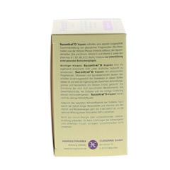 SUCONTRAL D Diabetiker Kapseln 120 Stück - Linke Seite