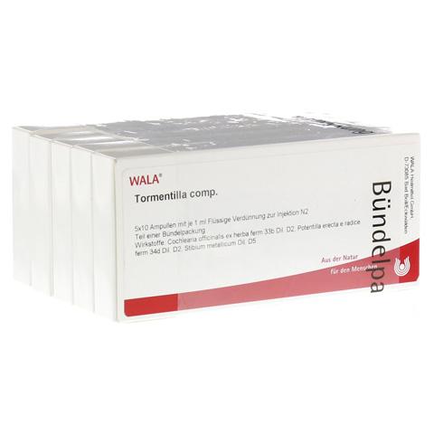 TORMENTILLA COMP.Ampullen 50x1 Milliliter N2