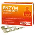 ENZYM COMP. Hevert magensaftresistente Tabletten 100 St�ck N2