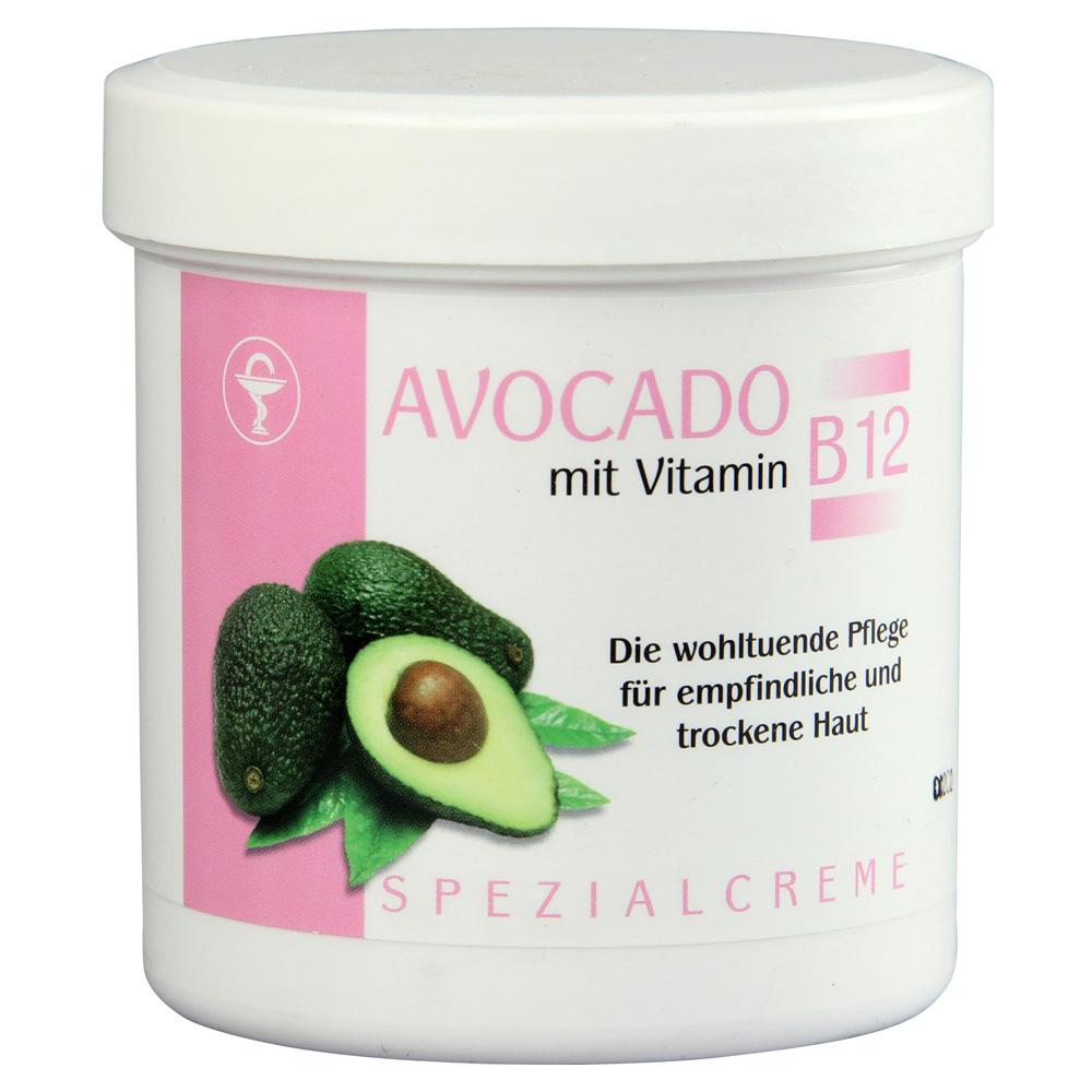 avocado b 12 creme pharmamedico 200 milliliter online bestellen medpex versandapotheke. Black Bedroom Furniture Sets. Home Design Ideas
