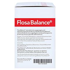 FLOSA Balance Pulver Beutel 30x5.5 Gramm - Linke Seite
