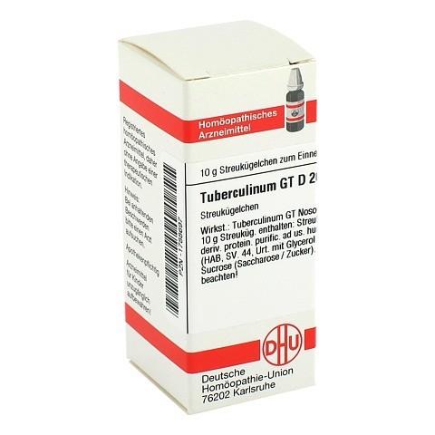 TUBERCULINUM GT D 200 Globuli 10 Gramm N1