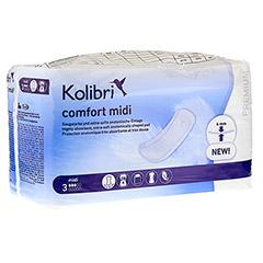 KOLIBRI comfort premium Einlagen anatomisch midi 28 St�ck