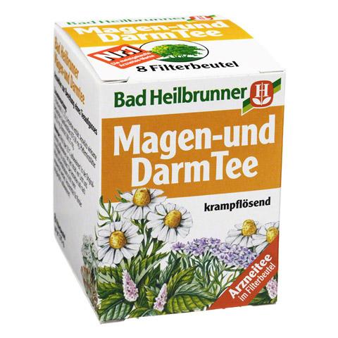 Bad Heilbrunner Magen- und Darmtee N 8 Stück