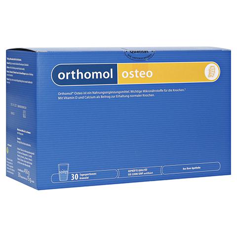 ORTHOMOL Osteo Granulat Beutel 30 St�ck
