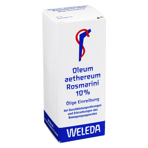 OLEUM AETH.ROSMARINI 10% 50 Milliliter N2