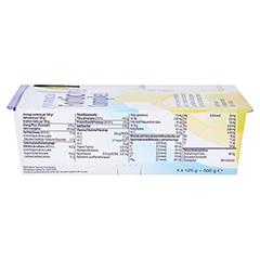 FORTICREME Vanillegeschmack 4x125 Gramm - Linke Seite
