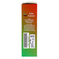 SALATKR�UTER 50 Gramm - Linke Seite