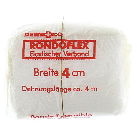 RONDOFLEX Binde weiß 4mx4cm 100101 1 Stück