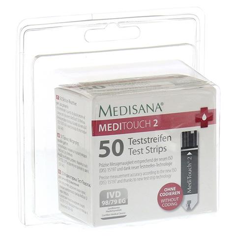 MEDISANA Meditouch 2 Teststreifen 2x25 Stück