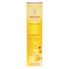 WELEDA Calendula Babycreme classic 10 Milliliter - Vorderseite