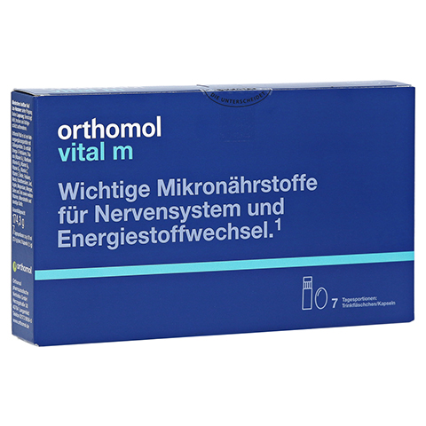 ORTHOMOL Vital M Trinkfl�schchen 7 St�ck