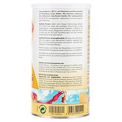 SANFORM Protein Sojaeiwei� Vanille Pulver 425 Gramm - Linke Seite
