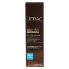 LIERAC Sunific Premium Apres Balsam 50 Milliliter - Vorderseite