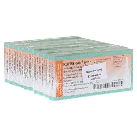 RUFEBRAN lympho Ampullen 100 St�ck N3