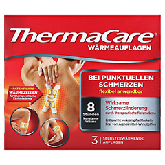 THERMACARE flexible Anwendung 3 St�ck - Vorderseite