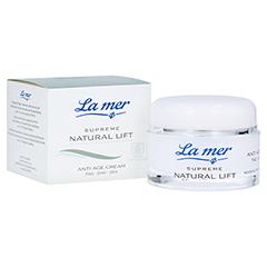 LA MER SUPREME Natural Lift Anti Age Cream Tag 50 Milliliter