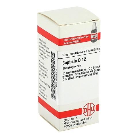 BAPTISIA D 12 Globuli 10 Gramm N1