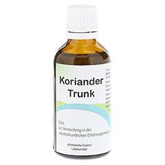 KORIANDER-Trunk Tropfen 50 Milliliter