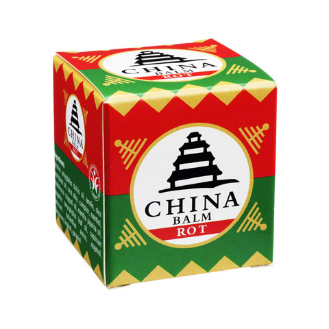 CHINA BALM rot 20 Milliliter