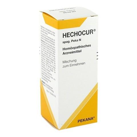 HECHOCUR spag.Peka N Tropfen 50 Milliliter N1
