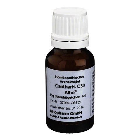 CANTHARIS C 30 Globuli 15 Gramm N1