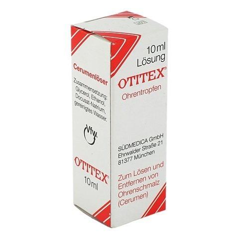 OTITEX Ohrentropfen 10 Milliliter