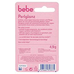 BEBE Young Care Lipstick Perlglanz 4.9 Gramm - Rückseite