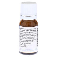 ACIDUM SILICICUM D 30 Globuli 10 Gramm - Rückseite