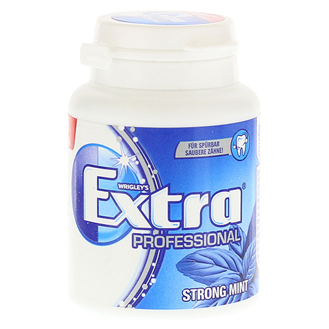 WRIGLEY'S Extra Professional Strong Mint Drg.Dose 50 Stück