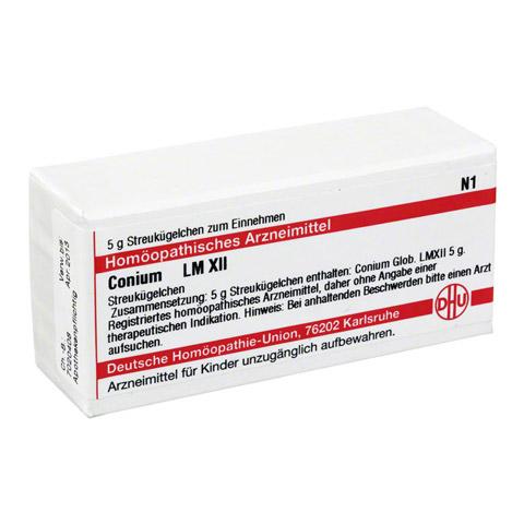 LM CONIUM XII Globuli 5 Gramm N1